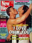 Жан-Клод Ван Дамм (Jean-Claude Van Damme)- сканы из разных журналов Cine-News 9e5ee0608408933
