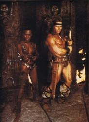 Конан Разрушитель / Conan the Destroyer (Арнольд Шварцнеггер, 1984) - Страница 2 B77204589668643