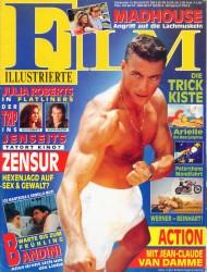 Жан-Клод Ван Дамм (Jean-Claude Van Damme)- сканы из разных журналов Cine-News 211d6c608424893