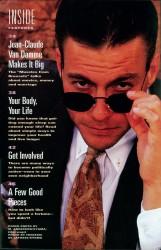 Жан-Клод Ван Дамм (Jean-Claude Van Damme)- сканы из разных журналов Cine-News 0d5ee1608424963