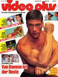 Жан-Клод Ван Дамм (Jean-Claude Van Damme)- сканы из разных журналов Cine-News 2e11d9608424873