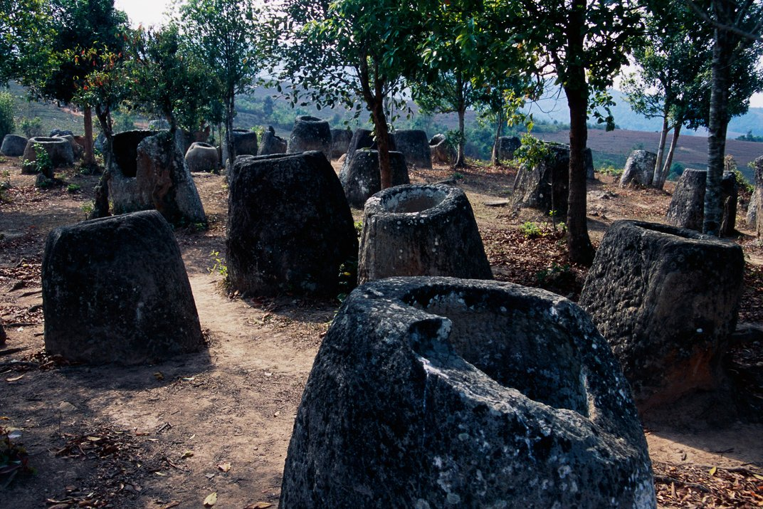 Ancient Urns or Drinking Vessels for Giants? Behind the Mysterious Plain of Jars in Laos He003894.jpg__1072x0_q85_upscale
