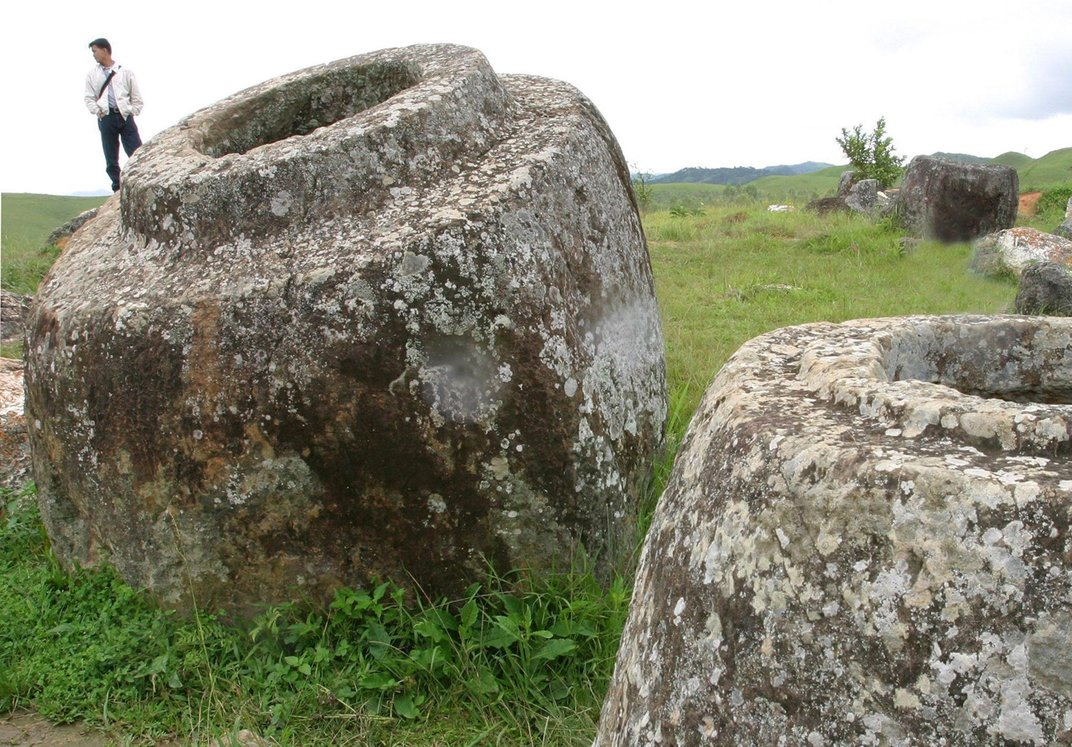 Ancient Urns or Drinking Vessels for Giants? Behind the Mysterious Plain of Jars in Laos 42-15934133.jpg__1072x0_q85_upscale