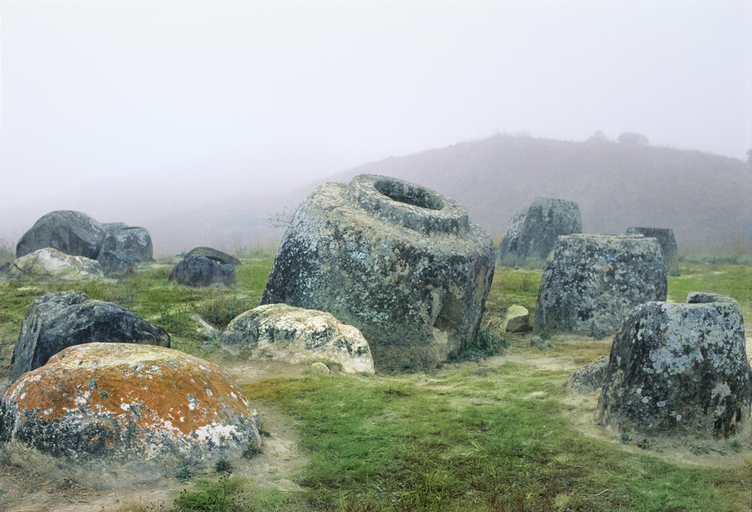 Ancient Urns or Drinking Vessels for Giants? Behind the Mysterious Plain of Jars in Laos 42-22727700.jpg__1072x0_q85_upscale