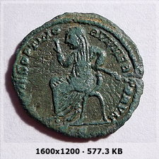 1/4 de Nummus de Maximiano Hércules. REQVIES OPTIMORVM MERITORVM. Siscia? 009fbdac5c3636d550d387a694b3b906o