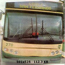 AUTOBUSES DE LA LINEA INTERURBANA CADIZ - SAN FERNANDO. SU HISTORIA 02a0e2b8272e5cc5d9d2d26700aa616bo