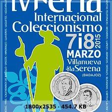 IV Feria Internacional de Coleccionismo Villanueva de la Serena 04286fc2535314fe36f9841f10d1a657o
