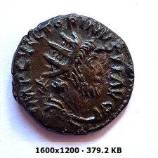 Antoniniano de Victorino. VBERITA AVG, de cuño no oficial. 1552ff167ebd5efb27a9f3d258db609bo