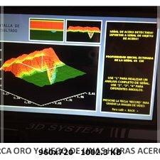 Busqueda en una Hacienda de Puebla. Oro convertido en Acero. 187ad4d5c365d16a4d979fd731cf725co