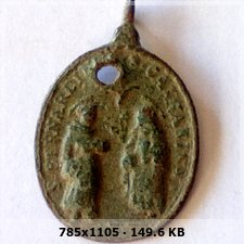 Santísimo Sacramento / Santos Bernardino y Catalina de Siena s.XVII 19bc86935c1b8acc26bb388fe311133fo