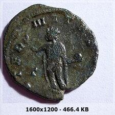 Antoniniano de Galieno. AETERNITAS AVG. Roma  240852e7c8f800b90326c856a71ea6f7o