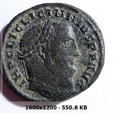 Nummus de Licinio I. GENIO EXERCITVS. Antioquía 286f780840ca877903348c957764d4abo