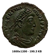 AE3 de Valentiniano I. GLORIA ROMANORVM. Siscia 2a619fac734debb61a442649e81fff73o