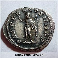 Denario de Caracalla.  P M TR P XX COS IIII P P.  Sol 2e1ff9ba0cccf181b10852e637ff01c4o