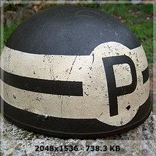 casco - CASCO DE PARACAIDISTA SUIZO 1er MODELO 300e084070c46d7c61d03935102b363bo