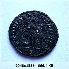 Aureliano de Tácito. PROVIDENTIA DEORVM. Siscia  3050586271619b1d1ba93f1e853174a3o