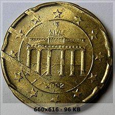 2 Euros Alemania ¿año?, ¿ceca?, ¿estrellas giradas? 34a53f0822fab425de35df346990215co