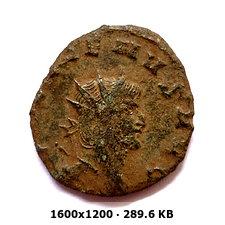 Antoniniano de Galieno. IOVI CONS AVG. Roma 35c7a970589a657ab2491e6da6022ddbo