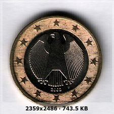 2 Euros Alemania ¿año?, ¿ceca?, ¿estrellas giradas? 366529c68b3a40b5e6f07ac365ed485co
