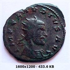 Antoniniano de Claudio II. AEQVITAS AVG. Siscia 378be0fcf1d1745b26b4c3f92f5c48deo