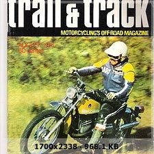 Puch MC 125 Enduro - Prueba En Trail&Track - Agosto 1974 3898dd9123a5b1946712f543de97a3deo