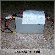 Vendida Batería 48V 10Ah 43e7f780744a1a3cea045f4057f16e43o