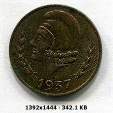 25 Céntimos 1937. Guera Civil. Consejo Municipal Ibi 46d1d32aedaa69d51818713891ca02f2o