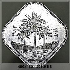 500 Fils. Irak (1982) 47c94a73dc38ada1230ff709fd4874cco