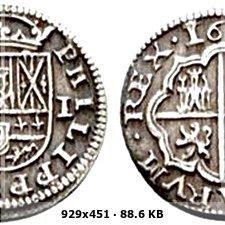 1 Real - Felipe III - 1626-28 - Sevilla - Acuñaciones multiples 4bcf75b01382e529bf653567000d7921o