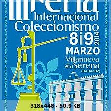 III Feria Internacional de Coleccionismo Villanueva de la Serena 4ddbab1c26421d30ffdbe81a4836e7f1o