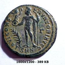 AE3 de Licinio I. IOVI CONSERVATORI AVGG. Nicomedia 526b3644e15fc1f326fd53817785bdd2o