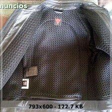 Vendo chaqueta dainese alien pelle 56**VENDIDA** 5654c440f5ed3095d7e65a1bb73892efo