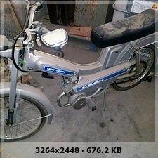 Mobylette Caddy KM 0. 56f9651422e50afd7c8ab42cddcc85e6o
