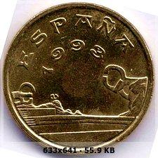25 pesetas 1993 sin taladro central 616885491b9afa9d5032e52dff8beb32o