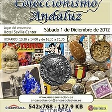 I Encuentro del Coleccionismo Andaluz 66c2e0d32b71d5784563166c7996ba47o