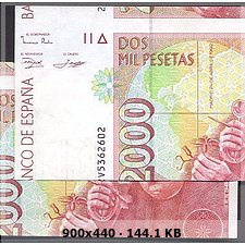 100 Pesetas 1970 - Error de corte 670970ac00ba7c3d051398b90c370345o