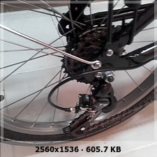 En venta bici eléctrica plegable 6791114598945ce7625d7f89e1a8558fo