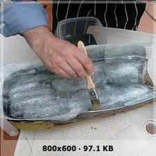 Puch MiniCross MC 50 - Reparación Base Asiento Con Fibra De Vidrio 6ed0a1140e03dc757351bbcb8bc2a2d3o