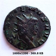 Antoniniano de Galieno. PAX AVG.  Roma 7023b08e9a3dd8783e59ac5cff9bd910o