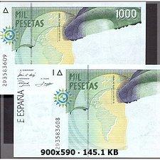 Error en billetes de 1000 pts 1992 7568628b93ccc61a1c9d34fceeb00775o