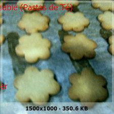 Masa sablé  pastas de té con cortadores 775600b9a991d1aa146452986acaceafo