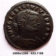 Nummus de Licinio I. IOVI CONSERVATORI AVGG NN. Siscia 7cb7fd215f0317dfd77108bfdac0593eo