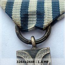 Auschwitz Cross medal 843127ae141332420fe7c9c632f5282co