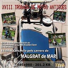 XVIII Trobada de motos antigues a Malgrat de Mar 858ccac1b3d890f71bd3e26d5d091c9ao