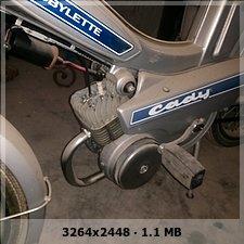 Mobylette Caddy KM 0. 87e90fdf55391d4ac5d71e1ea278e7dfo