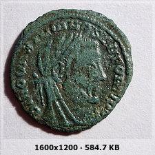 1/4 de Nummus de Maximiano Hércules. REQVIES OPTIMORVM MERITORVM. Siscia? 8dbdc6f2eea395f67bfe93fe099f1f2ao