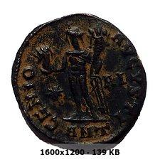 Nummus de Licinio I. GENIO AVGVSTI. Antioquía 8f46841b9f73369f133071de2bd0897fo