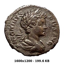 Denario de Caracalla. PART MAX PONT TR P IIII. Roma 91c26fed4fe6eefce5305a9e0a3c733eo