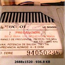 [ RADIO ] Radio cassette que llevaba mi fase III 963b75d596f6ab57152251a84cbc29a9o