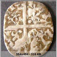 Ardite de Enrique IV o V o VI de Inglaterra 1399-1453 Aquitania. 988c35f19b7423f9cf40351c14f4a532o